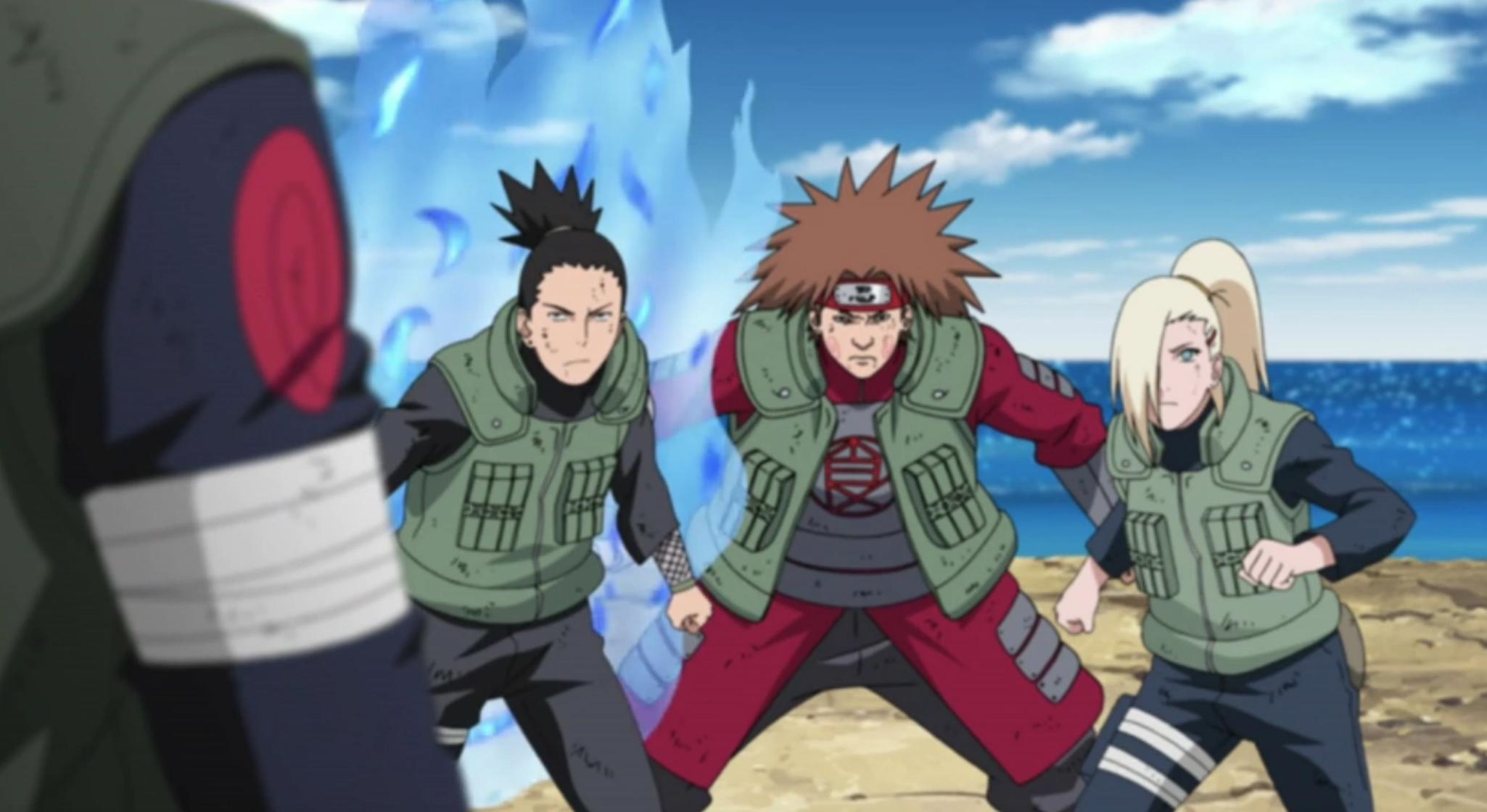 25 Things Shikamaru Did Between Naruto And Boruto | ScreenRant
