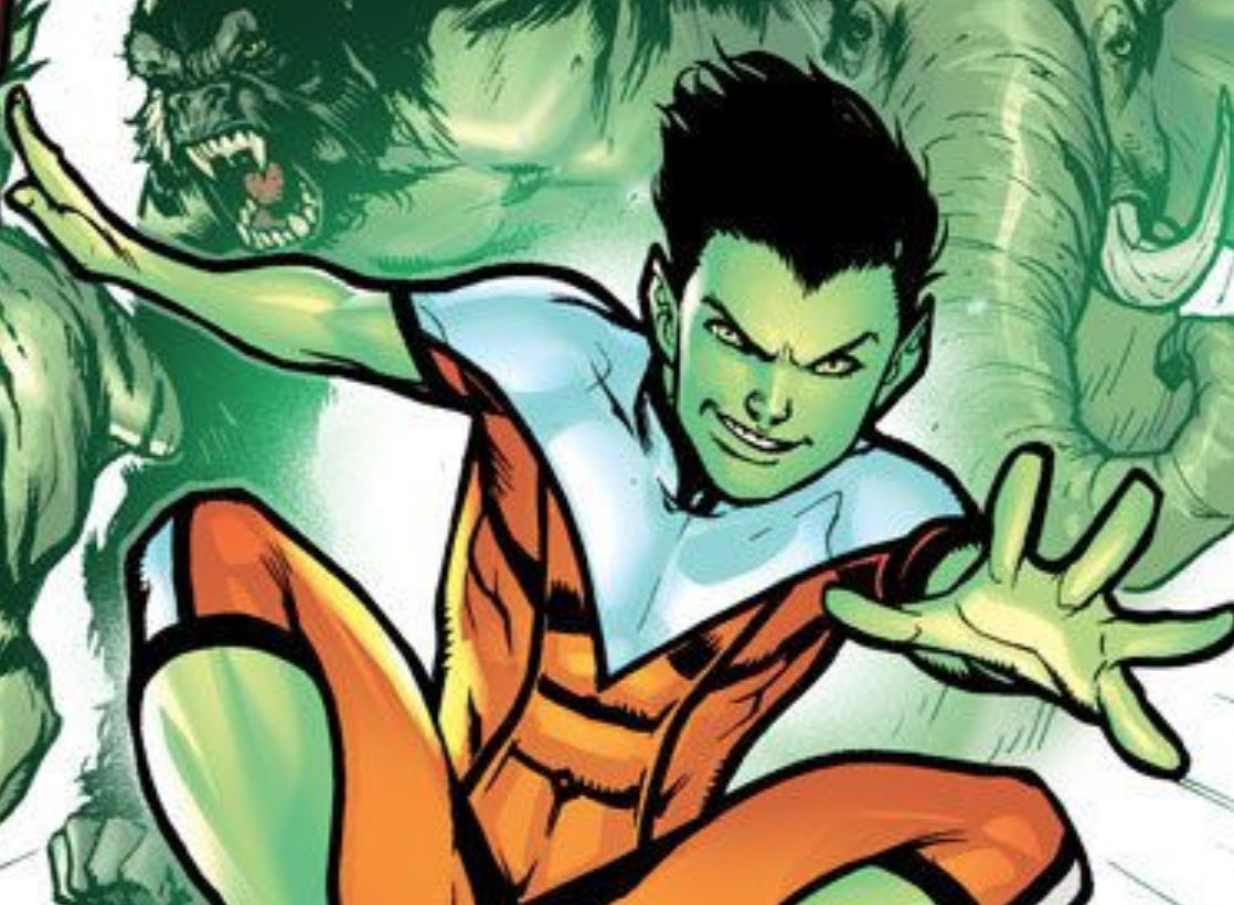 Teen Titans: 30 Things Only True DC Fans Know About Beast Boy