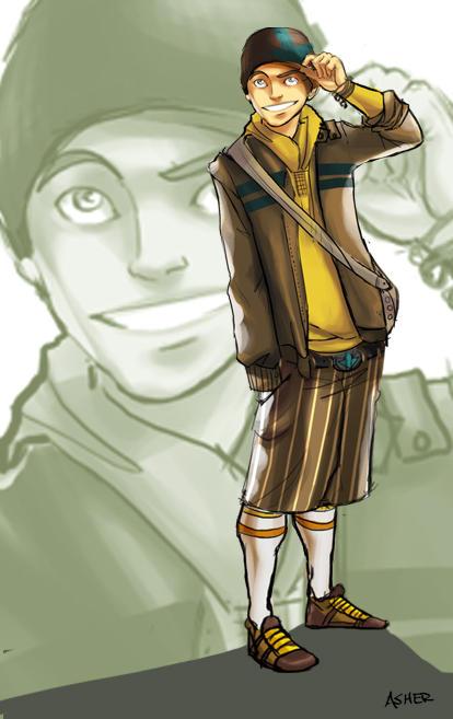 Pity, Avatar legend of korra modern