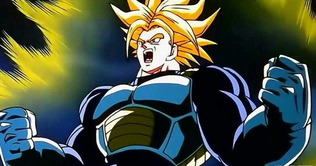 tv and movie news dragon ball every trunks transformation