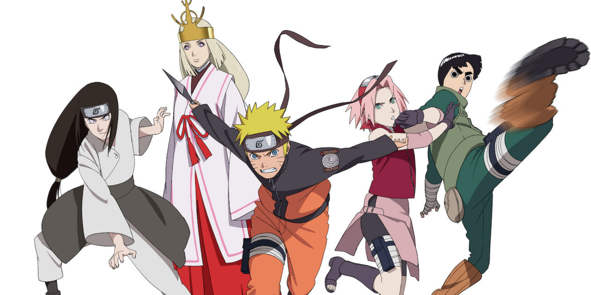 Every Naruto Movie, Ranked According To IMDb | ScreenRant