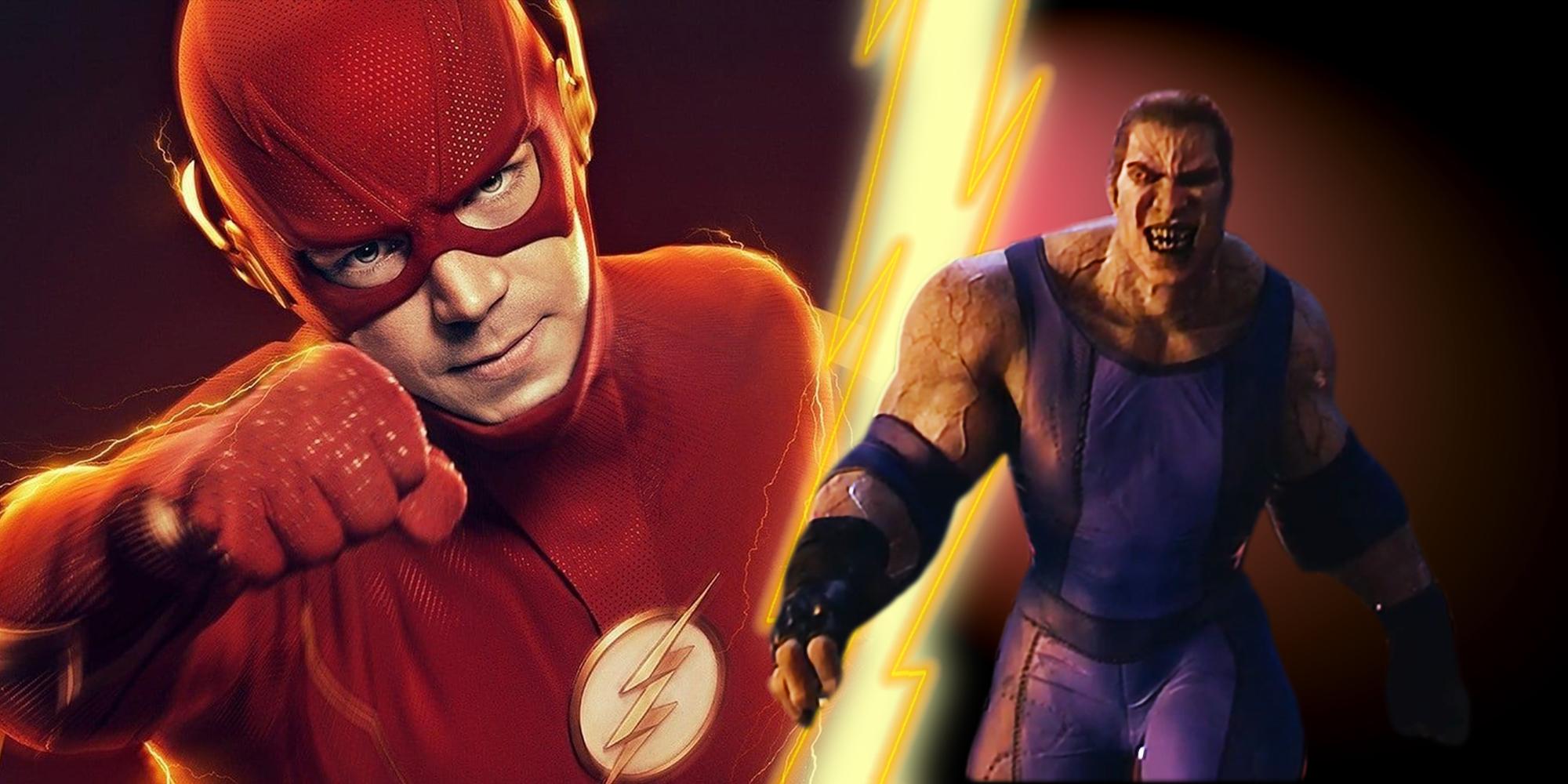 TV Line Reveals 1st Image Arrowverse Fuerza for FLASH S7