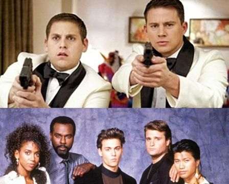 21 Jump Street Movie vs. TV Show