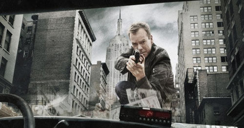 24 canceled kiefer Sutherland & Producer Talk 24 Cancellation; NBC Not Interested
