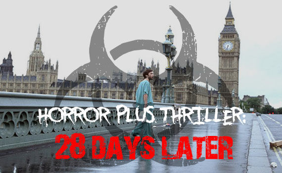 28 days later horror plus thriller Horror Plus Thriller: 28 Days Later