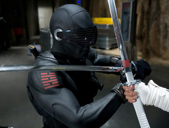 2snake eyes G.I. Joe: Destro's Mask & Other New Pics