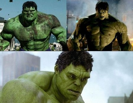 3 Versions of Movie Hulk Avengers Effects Supervisor on the Difficulties of a Hulk TV Series