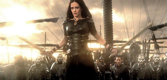 300 Rise of an Empire Image Eva Green 570x274 Screen Rants 2013 Summer Movie Preview