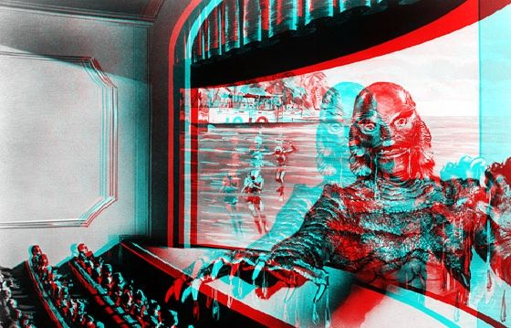 3d creature from the black lagoon 3D Movies Run Amok: A Fad That Should Stop... But Wont
