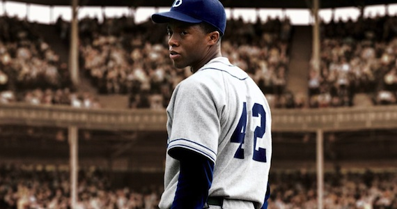 42 Movie Chadwick Boseman 42 Review