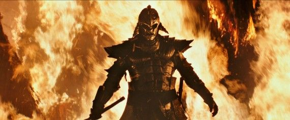 47 Ronin Movie Official Still Fire Samurai Armor 570x237 47 Ronin Review