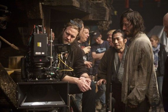 47 Ronin Official Set Visit Photo Carl Rinsch 570x380 47 Ronin director Carl Rinsch