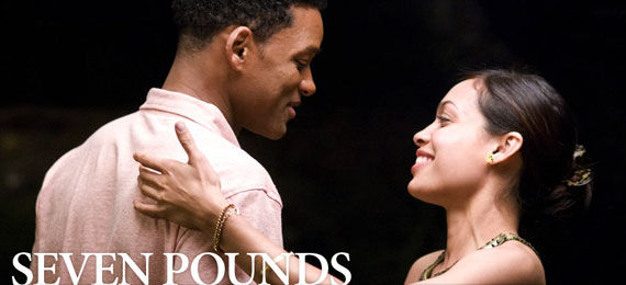 7 seven pounds movie Will Smith Stars In 7 Pounds Movie