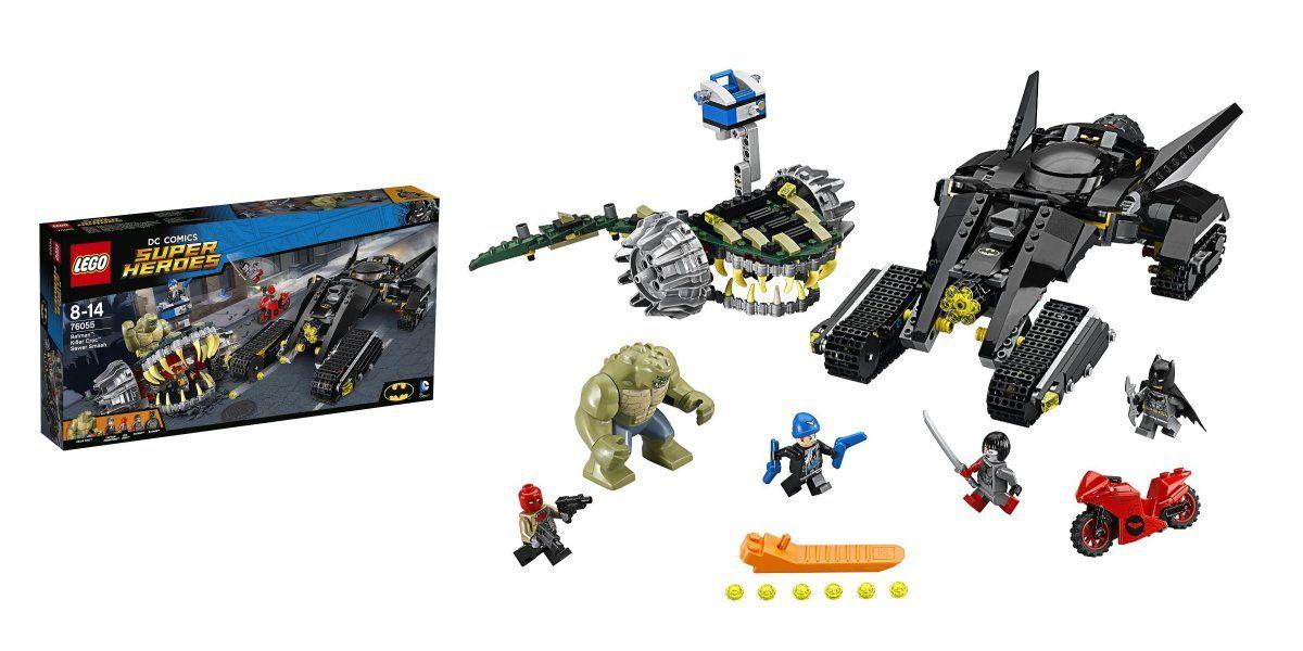LEGO Unveils New Spider Man Suicide Squad And Batman Sets