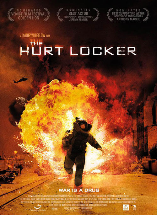 82nd academy awards oscars 2010 best picture the hurt locker 82nd Academy Awards Winners List & Recap
