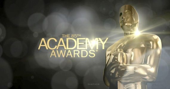 85th academy awards The Oscars: 85th Academy Award Nominations