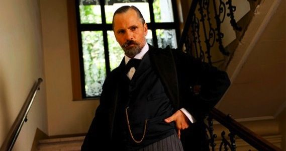 A Dangerous Method international trailer Marvel Producer Talks Ant Man Footage Release & Viggo Mortensen Doctor Strange Rumors