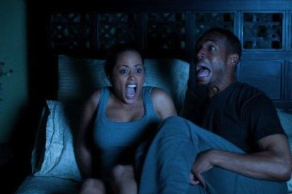 A Haunted House 570x380 A Haunted House Trailer Pokes Fun at Found Footage Horror