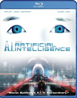 A.I. Artificial Intelligence DVD/Blu ray Breakdown: April 5, 2011