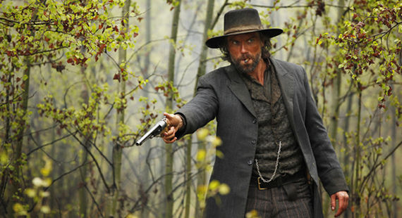 AMCs Hell on Wheels Review Hell on Wheels Series Premiere Review