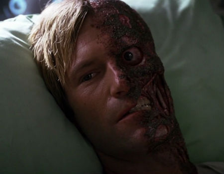 Aaron Eckhart in The Dark Knight