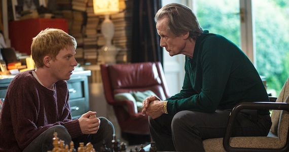 About Time Domhnall Gleeson Bill Nighy About Time Review