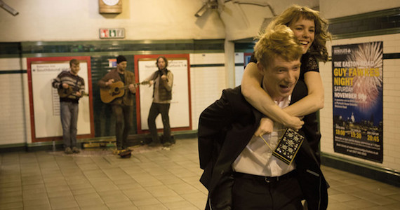 About Time Domhnall Gleeson Rachel McAdams About Time Review