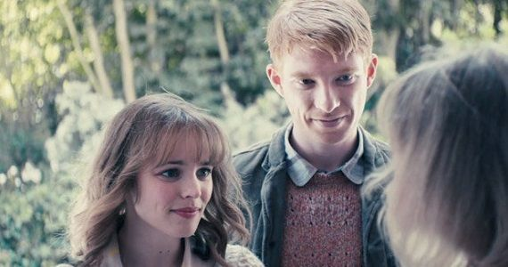 About Time McAdams Gleeson New About Time International Trailer: Time Traveling Can Be Awkward
