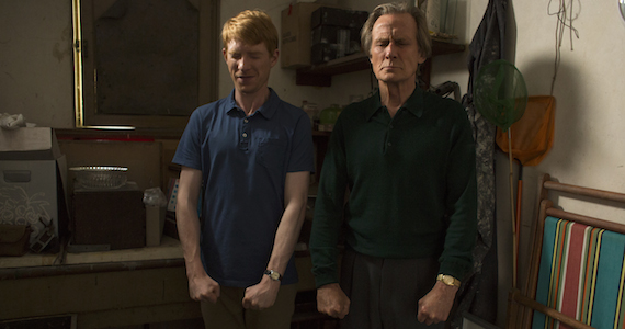 About Time Movie Domhnall Gleeson Bill Nighy About Time Review