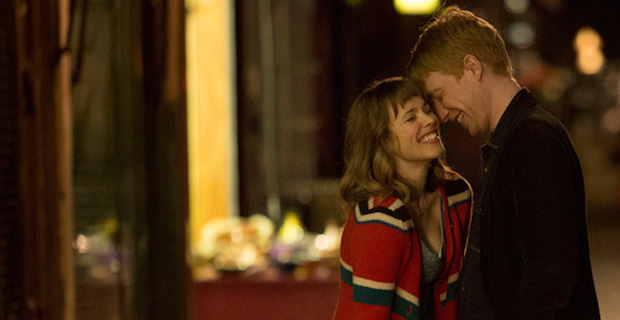 About Time Rachel McAdams Domhnall Gleeson About Time Review