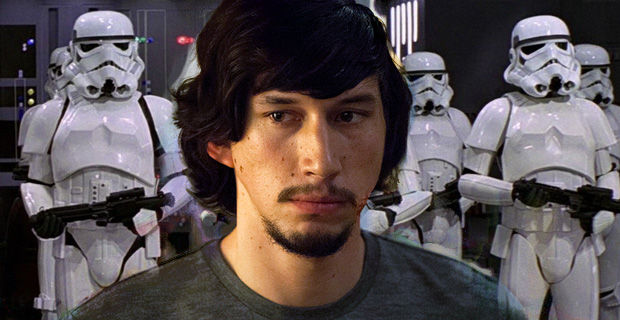 Adam Driver Star Wars 7 Villain Rumor Adam Driver To Play The Villain of Star Wars 7