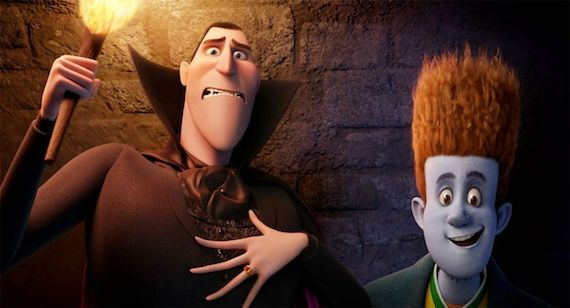 Adam Sandler Andy Samberg Hotel Transylvania Comic Con 2012 Schedule: Thursday, July 12th