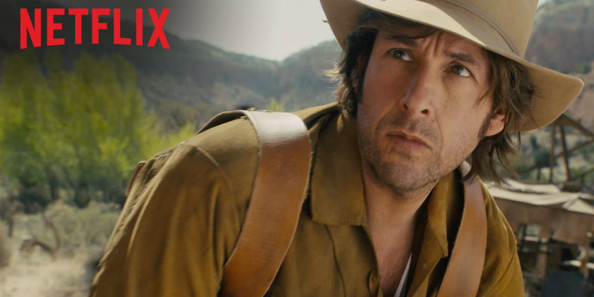 Adam Sandler in The Ridiculous 6 Netflix: 10 New Additions You Should Watch This December
