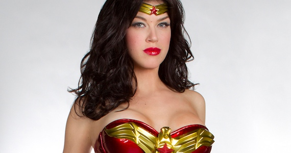 Adrianne Palicki as Wonder Woman Adrianne Palicki Wants to Play Wonder Woman Again