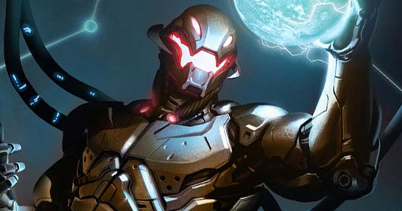 Age of Ultron Art Marvel Comicsjpg Does Tony Stark Create Ultron in The Avengers 2?