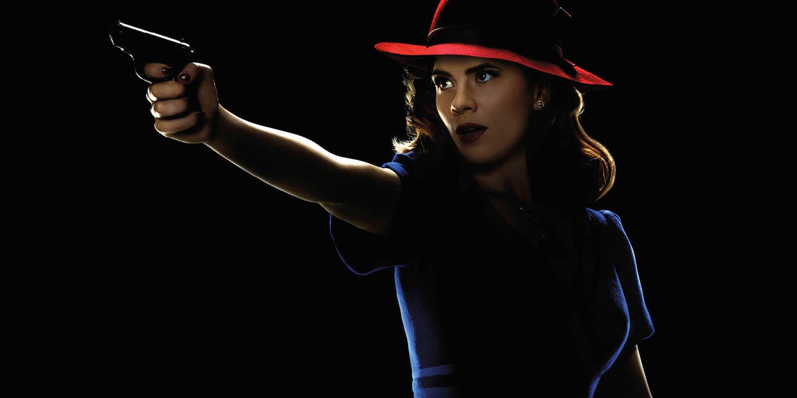 Agent Carter Season 2 Netflix