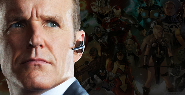 Agent Coulson Theories