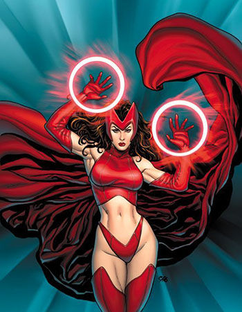 Agent of Coulson Alive Theory Scarlet Witch