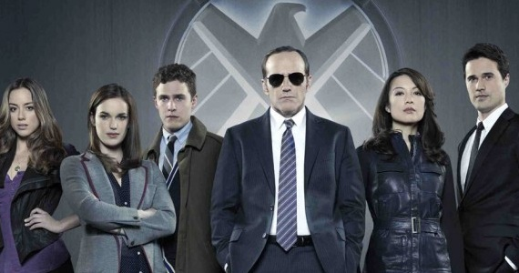 Agents of SHIELD Cast Agents of S.H.I.E.L.D. Comic Con 2013 Details