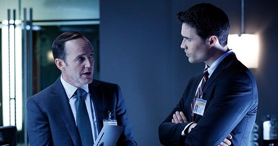 Agents of SHIELD Coulson Ward Marvels Agents of SHIELD Series Premiere Review