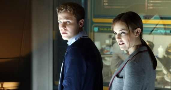 Agents of SHIELD Fitzsimmons Marvels Agents of SHIELD Series Premiere Review
