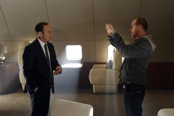 Agents of SHIELD pilot episode Joss Whedon 570x380 Agents of SHIELD pilot episode   Joss Whedon