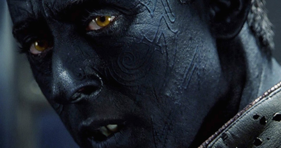 Alam Cumming Nightcrawler X Men close up No Azazel or Nightcrawler in X Men: Days of Future Past?