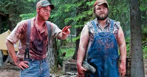 Alan Tudyk Tyler Labine Tucker and Dale vs Evil Tucker & Dale vs Evil Review