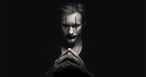 Alexander Skarsgard in The Crow Reboot Tom Hiddleston Out of The Crow Reboot; Alexander Skarsgård in?