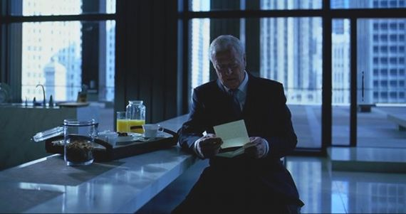 Alfred Burns Rachels Letter in The Dark Knight Does Dark Knight Rises Contradict The Dark Knight?
