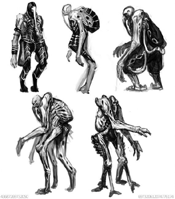 Alien Prequels Space Jockey Concept Art Alien Prequels Space Jockey Concept Art
