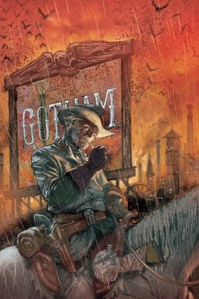 All Star Western 1 Cover 280x420 DC Comics New 52 Reboot: The Complete Guide