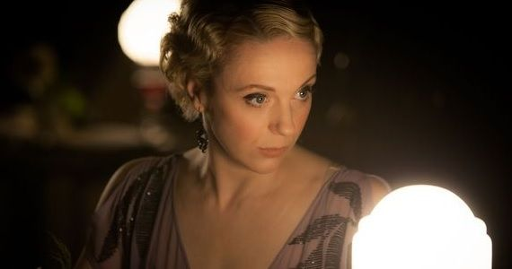 Amanda Abbington in Sherlock season 3 Sherlock Creators on Character Changes & New Faces in Season 3