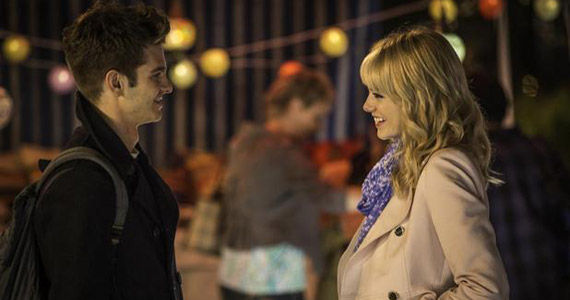 Amazing Spider Man 2 Peter and Gwen The Amazing Spider Man 2 Gets a New Official Plot Synopsis